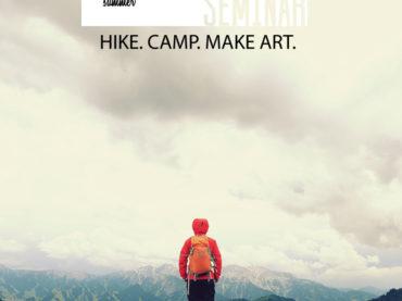 Walking Seminar 2017 Poster